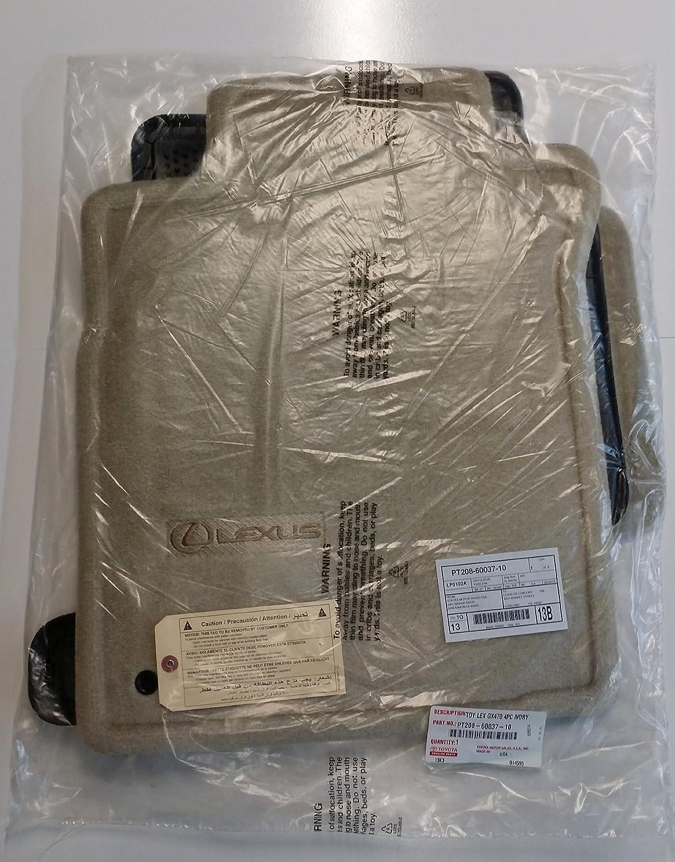 Weathertech floor mats gx470 - Amazon Com Toyota Genuine Parts Pt208 60037 10 Oem Lexus Gx470 Ivory Carpet Floor Mat Set Automotive