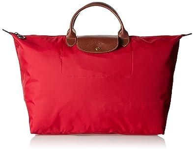 Longchamp, Borsa tote donna: Amazon.it: Scarpe e borse