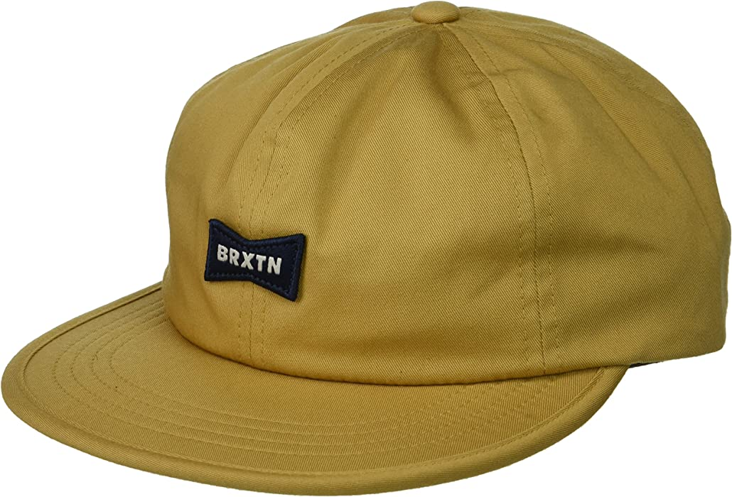 0495e518cda16 Amazon.com  Brixton Men s Missouri Low Profile Adjustable Hat ...