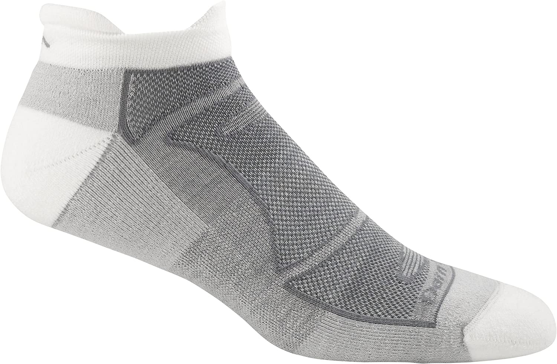 Darn Tough No Show Tab Ultra Light Cushion Sock Mens