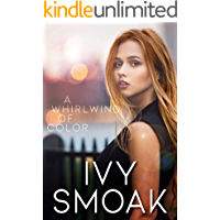 A Whirlwind of Color (The Light to My Darkness Book 2) book cover
