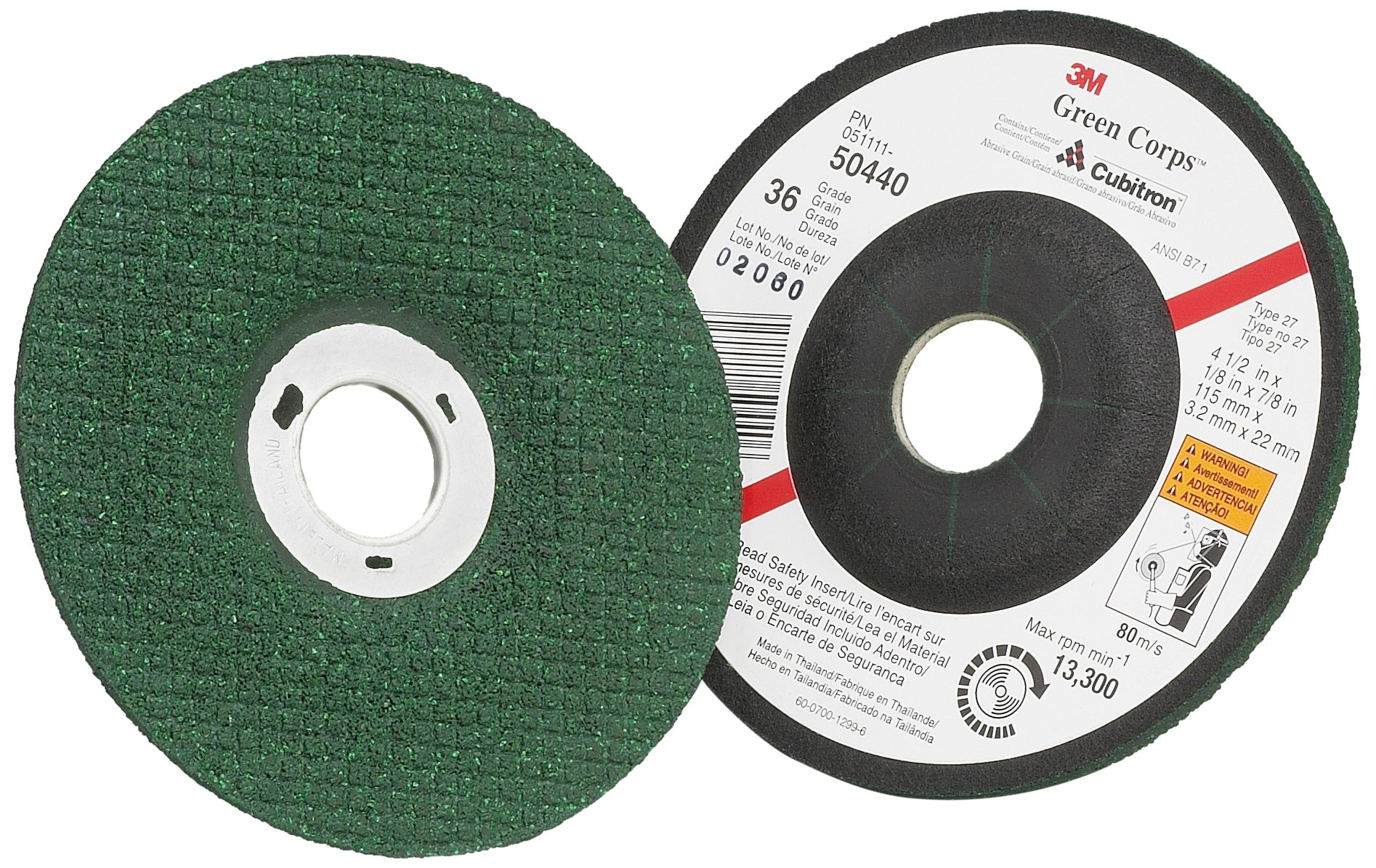 3M(TM) Green Corps(TM) Flexible Grinding