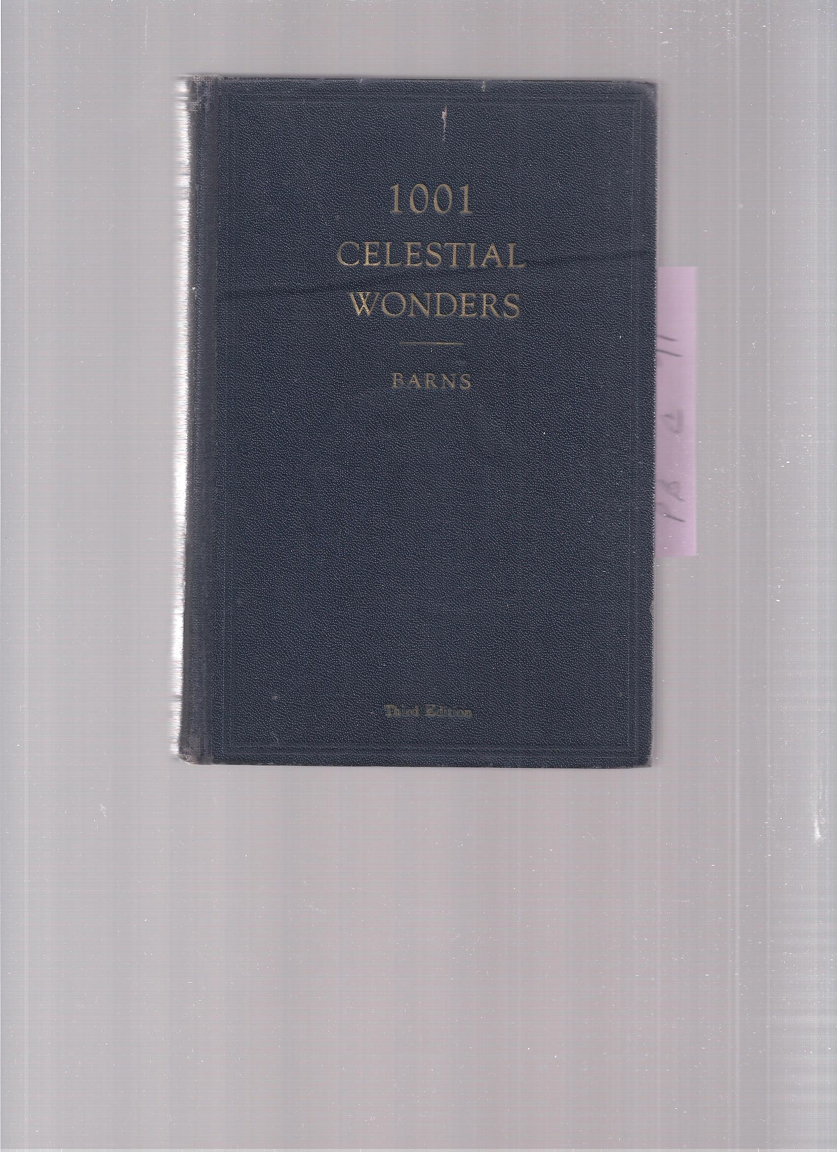 1001 celestial wonders as observed with home-built instruments: Charles  Edward Barns: Amazon.com: Books