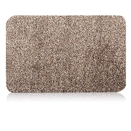 Amazon Indoor Super Absorbs Mud Doormat 28x 18latex Backing