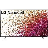 "LG NanoCell 75 Series 86"" Alexa Built-in 4k Smart TV (3840 x 2160), 120Hz Refresh Rate, AI-Powered 4K Ultra HD, Dolby Cinema,"