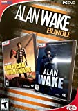 ALAN WAKE *BUNDLE* AMERICAN NIGHTMARE & ALAN WAKE PC GAME