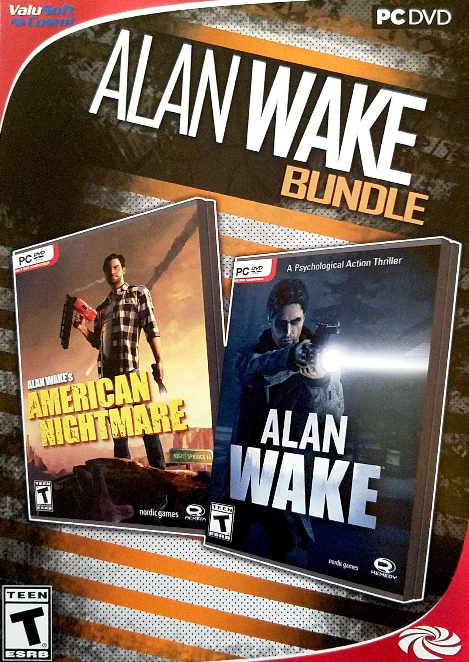 Game trainers: alan wake's american nightmare v1. 03. 17. 1781 (+8.