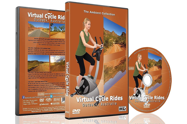 Paseos en bicicleta virtual - Outback Australia para caminadora de ...