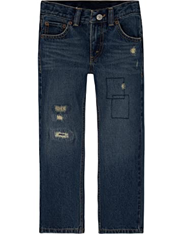 06cc61c1 Levi's Boys' 505 Regular Fit Jeans