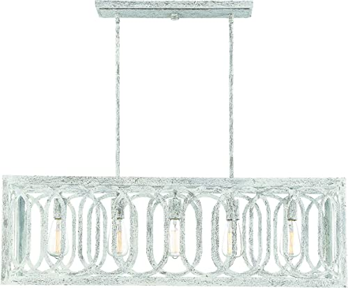 Savoy House 1-2616-5-118 Westbrook 5-Light Linear Chandelier 13″ W x 13″H