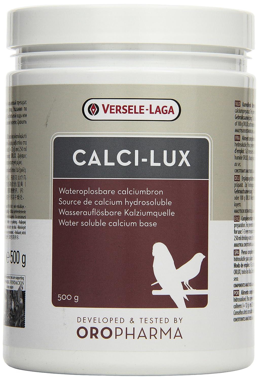 Versele-Laga goldpharma Calci-Lux Bird Water Soluble Calcium 500g 460215
