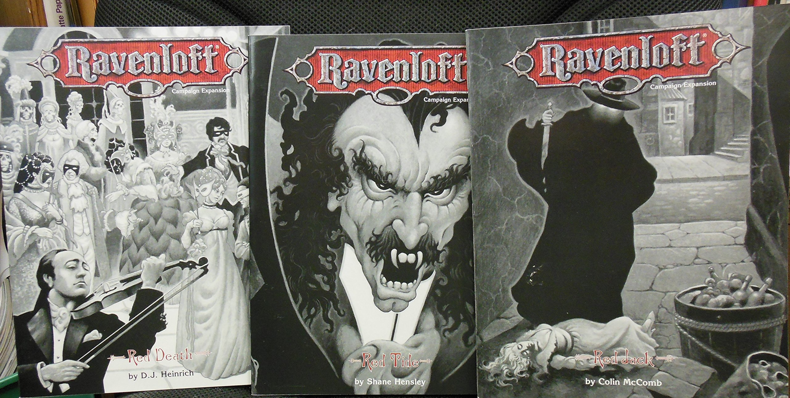 Ravenloft Masque Of The Red Death Download