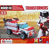 KRE-O Transformers Autobot Ratchet Ambulance with 2 Kreon Figures - 165 Pieces