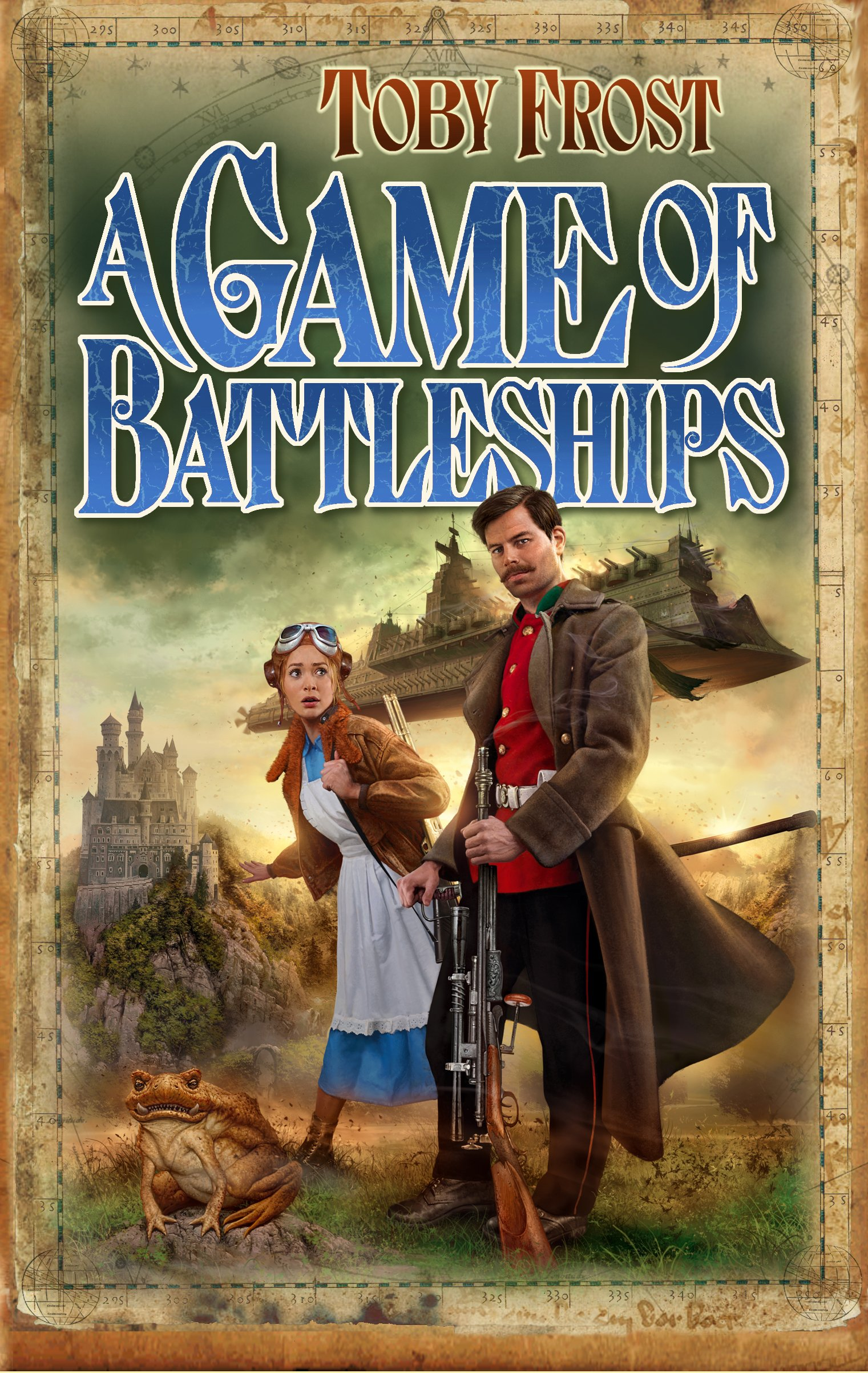 Download A Game of Battleships (Chronicles of Isambard Smith) PDF