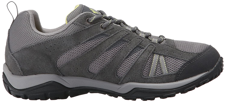 Columbia Women's Dakota Drifter Waterproof Trail Shoe B01015NSXO 9 B(M) US|Light Grey, Sunnyside