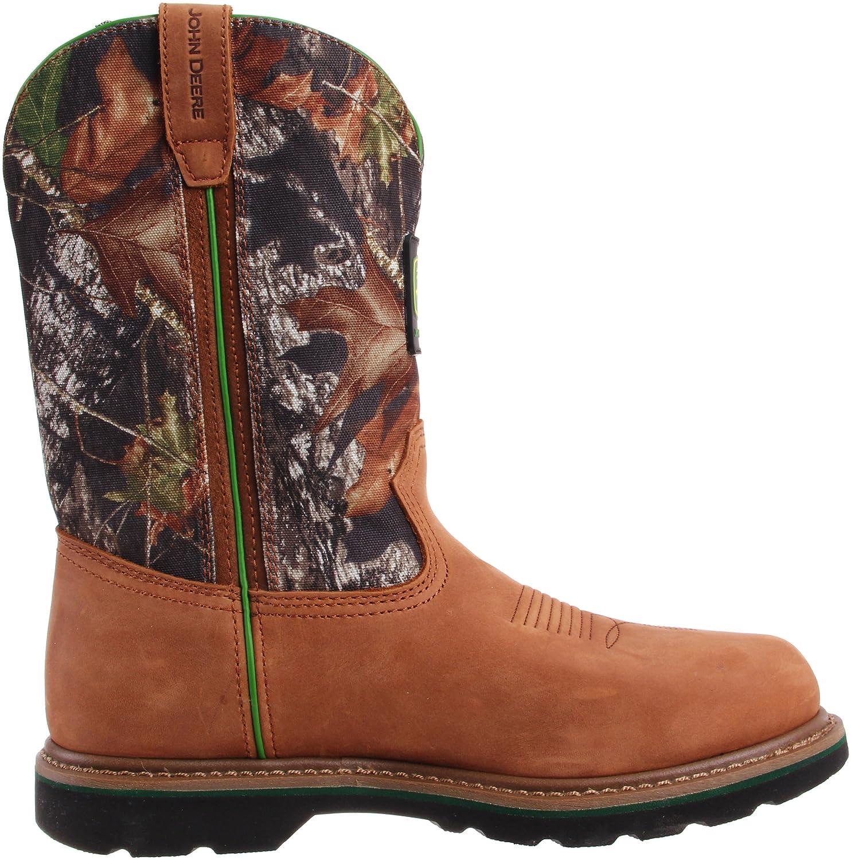 John Deere - Botas Hombre, Color, Talla 40.5 EU: Amazon.es: Zapatos y complementos