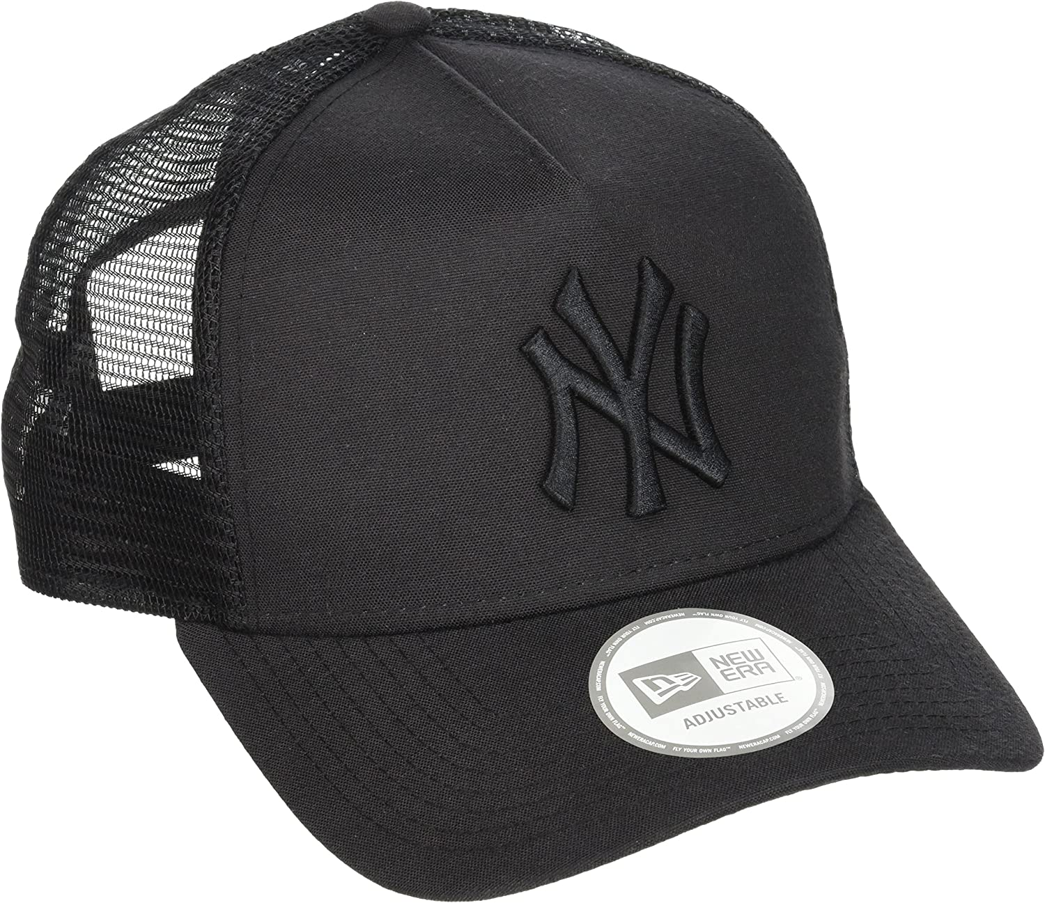 New Era Oxford Pastel MLB Neyyan Blk - Gorra Línea York Yankees ...