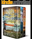 London Carter Boxed Set: Books 4 - 6