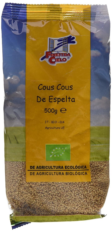 La Finestra Sul Cielo Cuscús Integral de Espelta - 500 gr: Amazon.es: Alimentación y bebidas