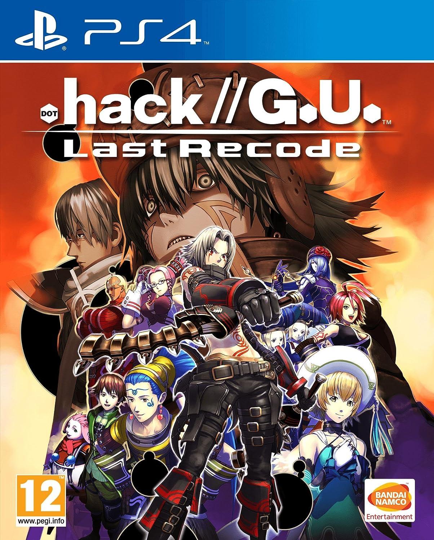 Image result for .hack//g.u. last recode