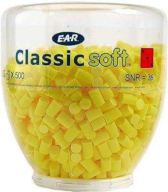 3M E-A-R Classic Soft Botella dispensador de tapones