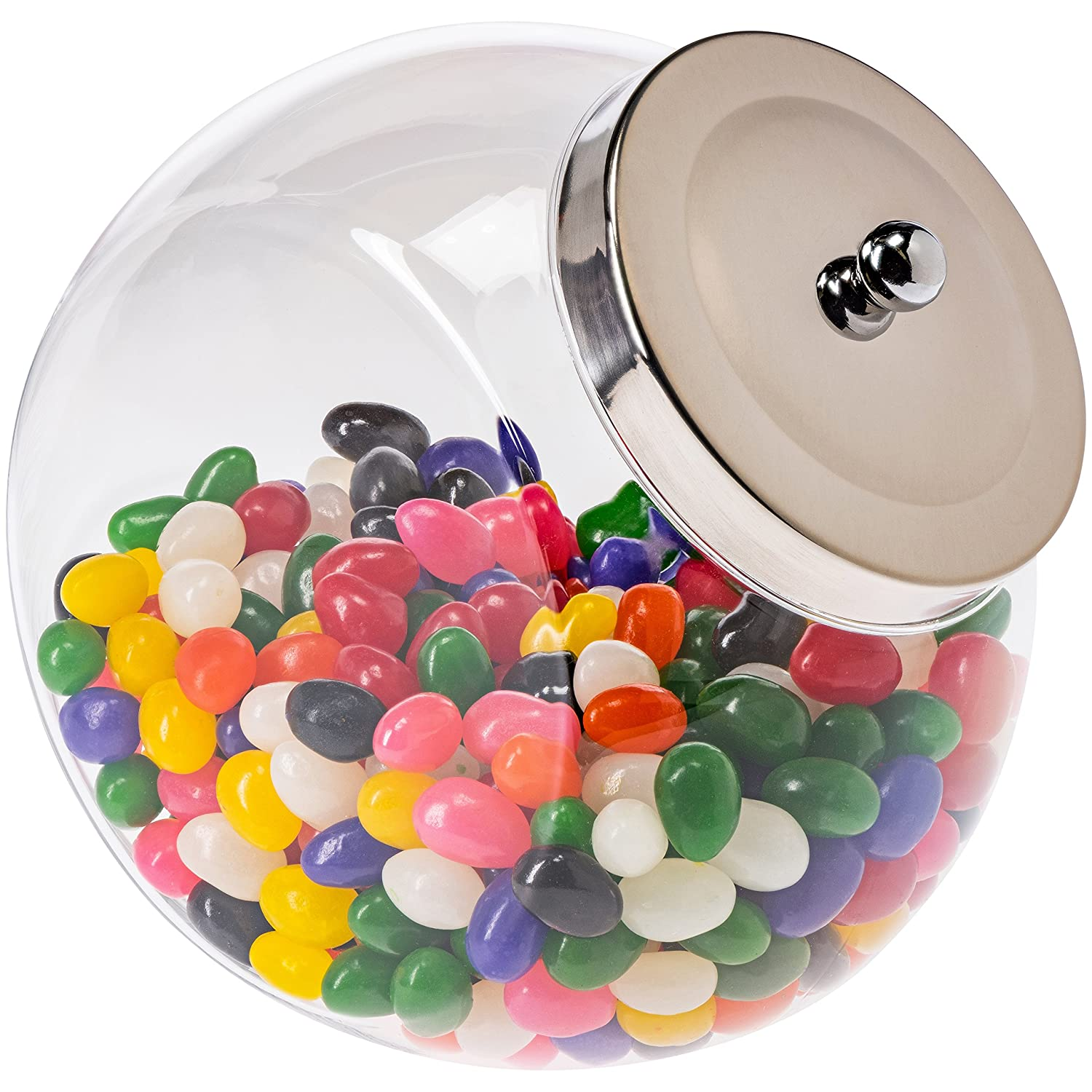 Penny Candy Jar with Lid - Acrylic Penny Candy Jar Tablesto