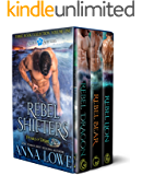 Rebel Shifters: Three-book collection, Volume 1
