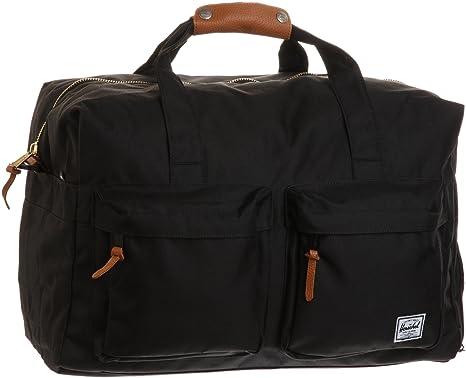 3efcd922a075 Herschel Supply Co. - Walton Duffel Bag in Black