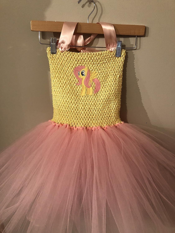 My Little Pony Shutterfly Tutu Dress Costume 5 - 7/8Y