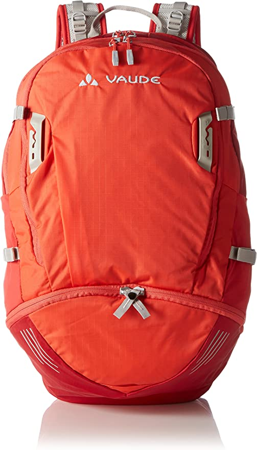 25 Vaude Bicycle Cycle Bike Alpin Backpack Red 5 Litres