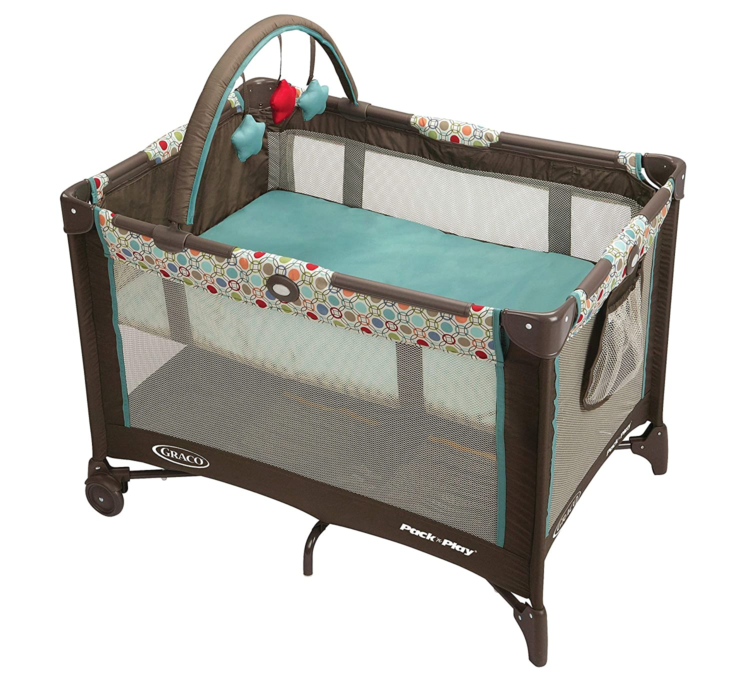 Graco Pack n Play On the Go Playard, Twister