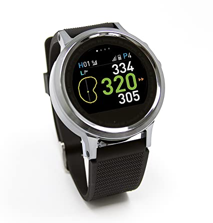 Amazon.com: GolfBuddy GB9 WTX+ Smartwatch Golf GPS: Sports ...