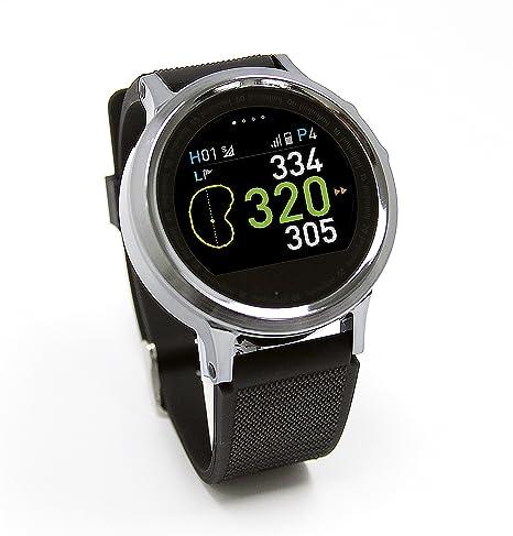 GolfBuddy WTX+ Smartwatch Golf GPS 2018, Color Negro: Amazon.es ...