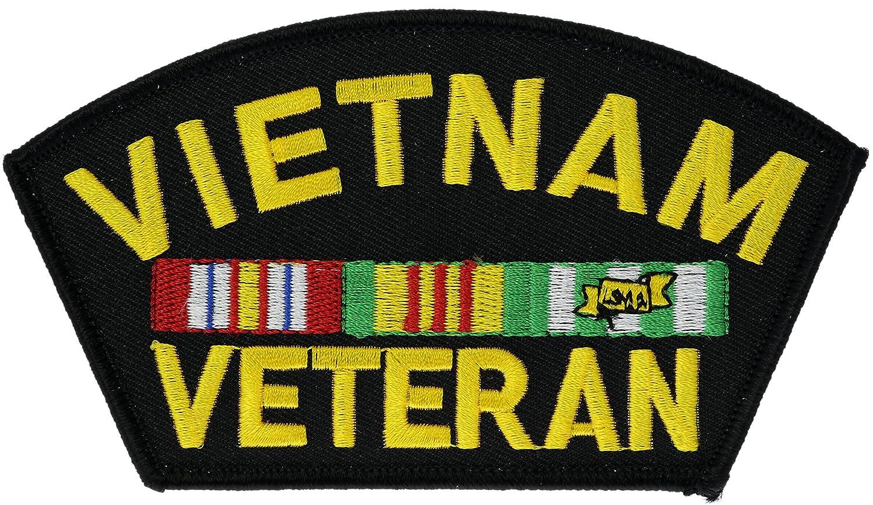 Vietnam Veteran con Servicio cintas parche 5 cm parche akpt684: Amazon.es: Juguetes y juegos