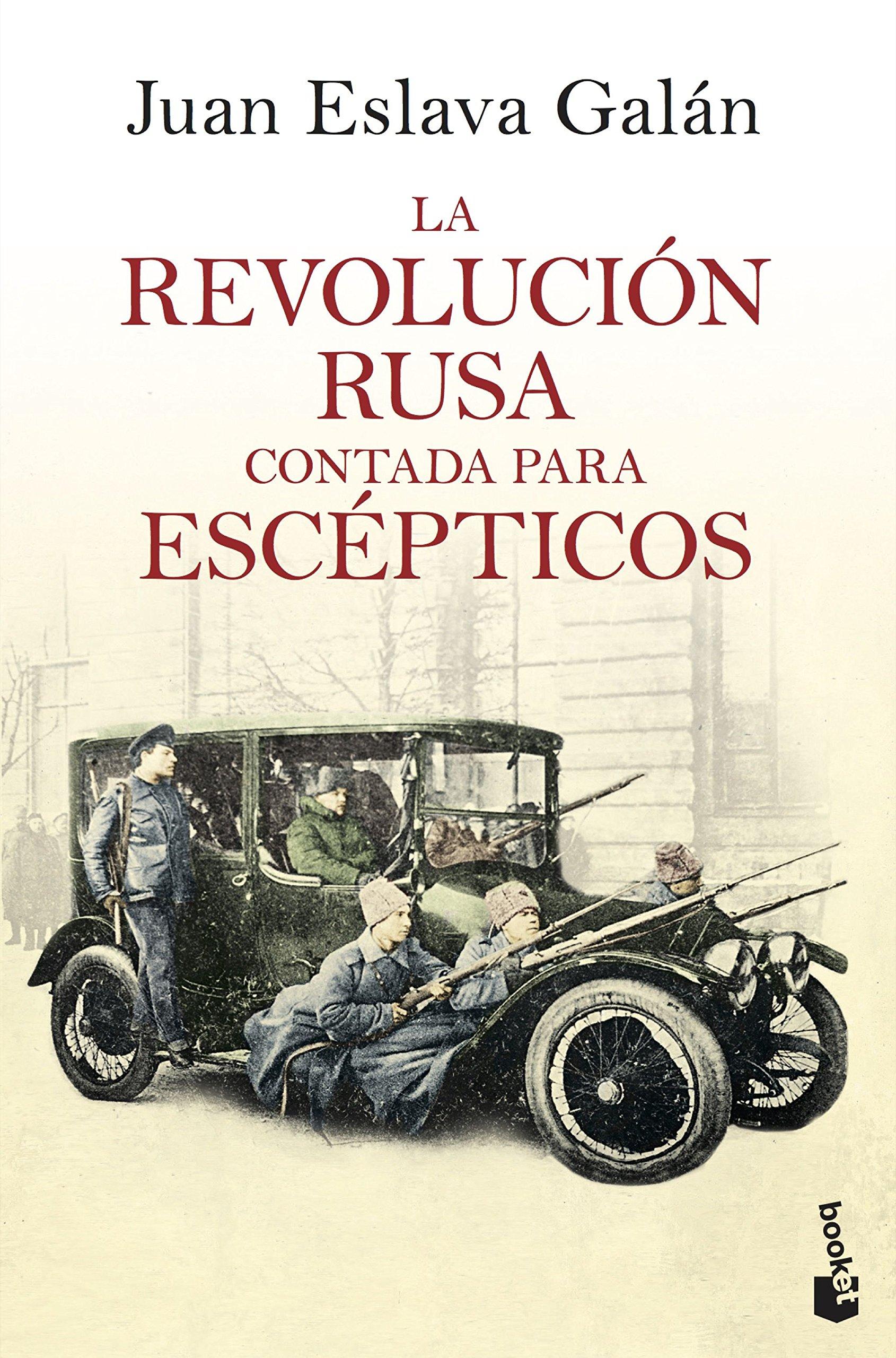 La Revolución rusa contada para escépticos Divulgación: Amazon.es ...