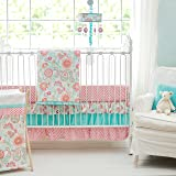 My Baby Sam Gypsy 3 Piece Crib Bedding Set