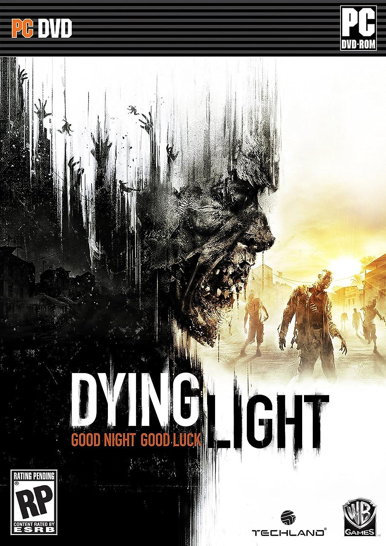 Amazon com: Dying Light - PC: Eddie Kendricks & Dennis
