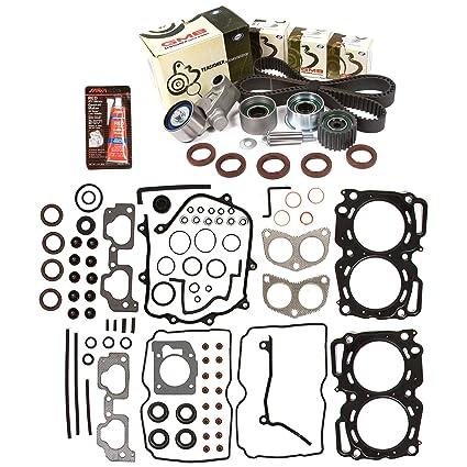 Replacement Parts Evergreen HSHBTBK9012 Head Gasket Set Head Bolts