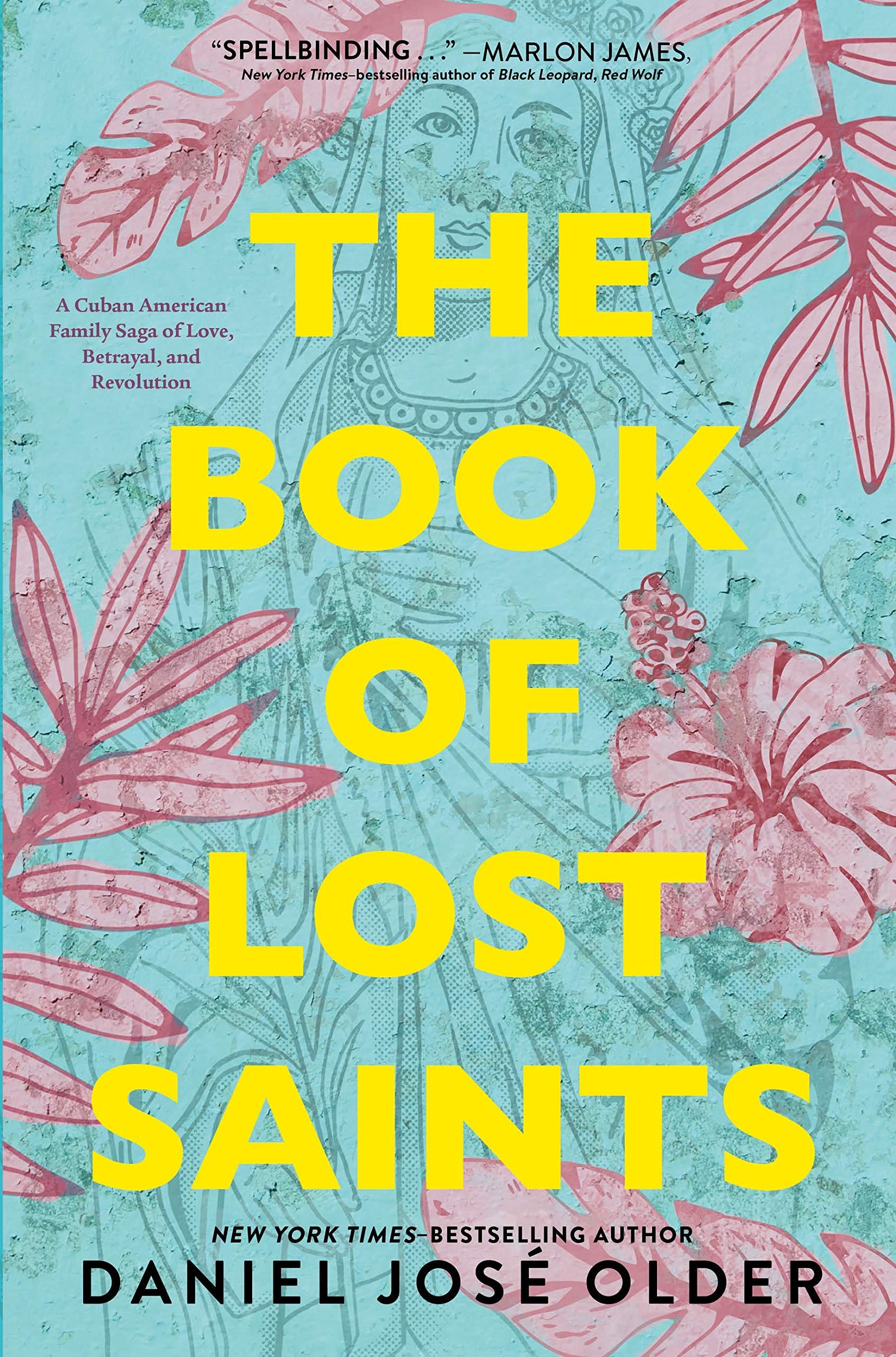 Image result for book of lost saints daniel jose older