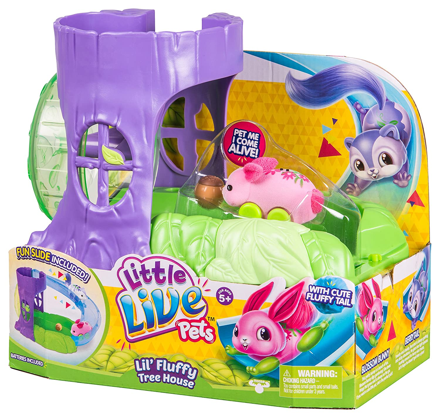 Little Little Little Live Pets 34531 Series 1 Fluffy Friends Hp-Blossom Bunny bf8d66