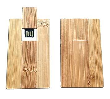 Tomax Holz Karte Holzkarte Visitenkarte Portmonaie Groesse Als Usb Stick 64 Gb Speicher Usb Speicherstick