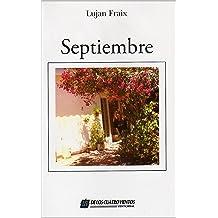 Septiembre: Poemas (Spanish Edition) Apr 30, 2016