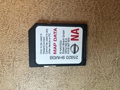 9HM0B NISSAN CONNECT SD CARD , NAVIGATION GPS MAP DATA , NAVTEQ , NA NORTH AMERICA US CANADA 2014 2015, 25920-9HM0B ,14-15 ROGUE 2014 -2015 JUKE 2014 thru 2015 ALTIMA 2014 2015 SENTRA XTERRA 2013 thru 2015 FRONTIER 13 14 NV200 ALL LARGE VANS .NOTE No Altima Coupe 2door