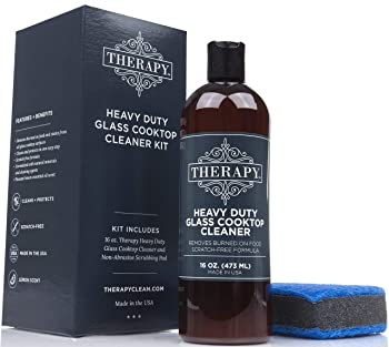 Therapy 16 Oz Heavy-Duty Stovetop Cleaner