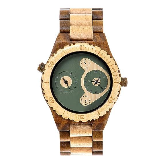 Reloj - ZLYC - Para - QY-W1511-XJ07-BG-1