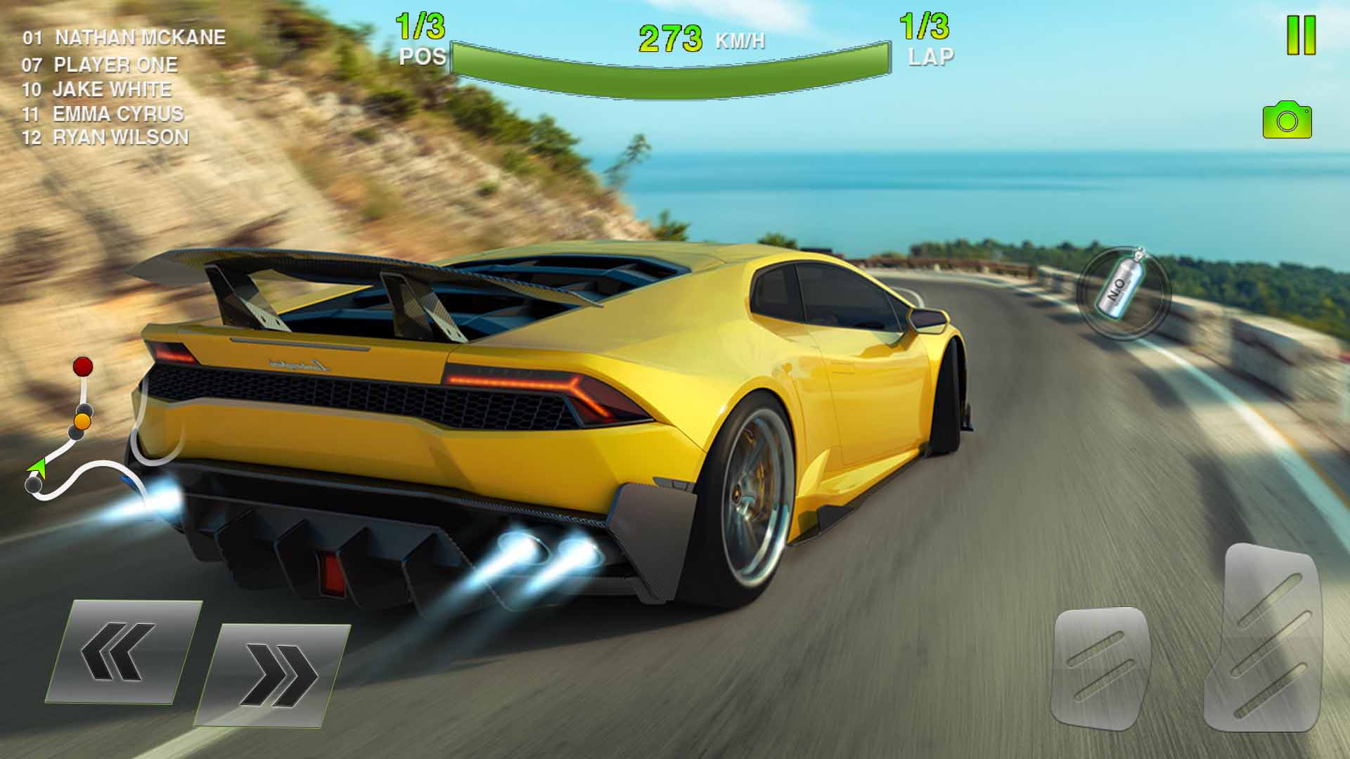 Car Driving Games >> Amazon Com Auto Racing Tracks Drift Car Driving Games Appstore For
