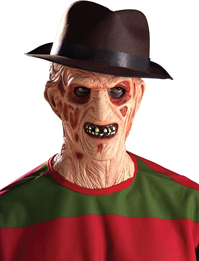 Rubies s Costume Co 17808 Freddy Krueger Adult Hat (gorro/sombrero ...