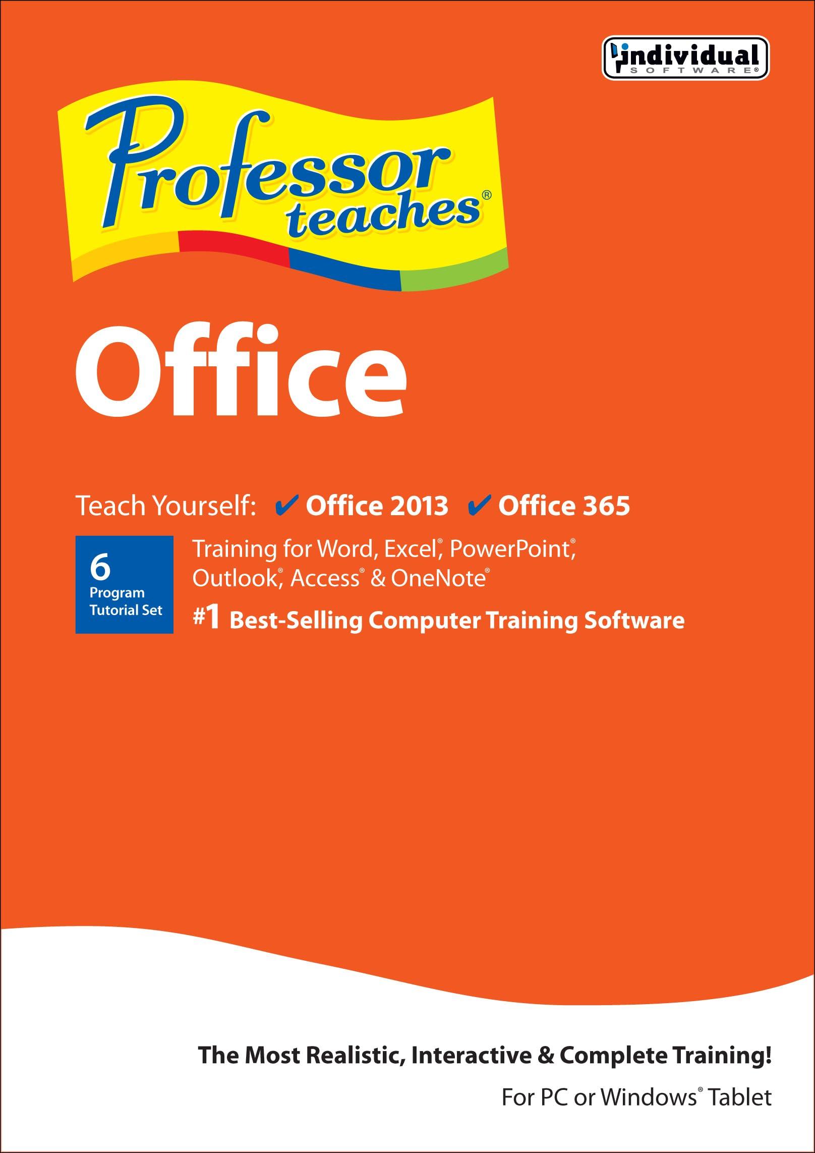 Professor Teaches Office Tutorial Set Download [Download]