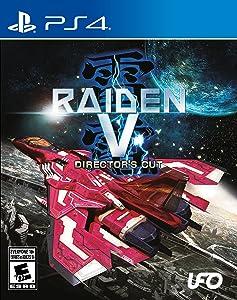 Raiden V: Director's Cut - PlayStation 4 Standard Edition