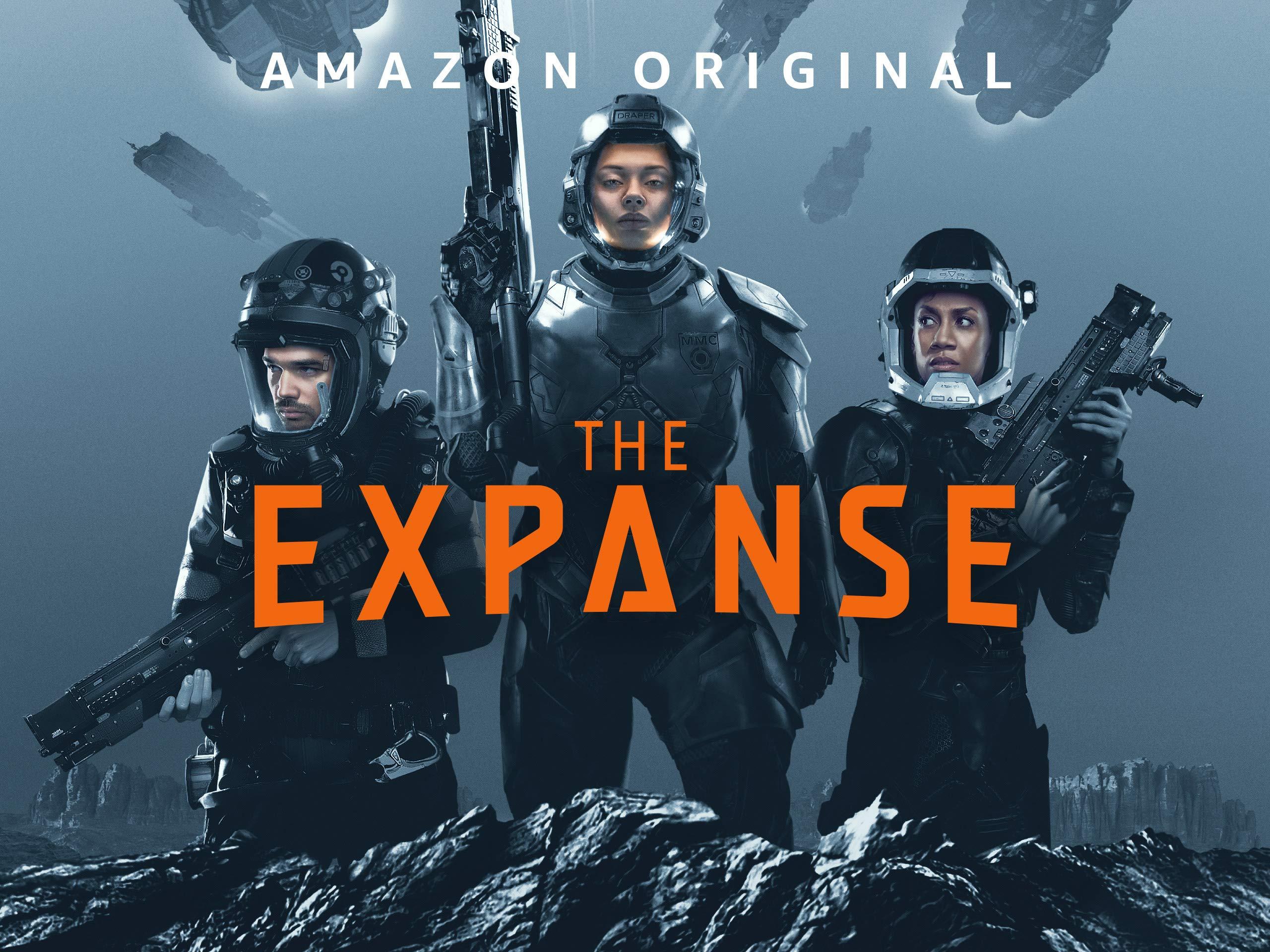 Amazon com: Watch The Expanse, Season 3   Prime Video